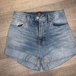 Urban Outfitters BDG Mom Highwaisted Shorts